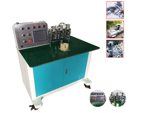 Faucets Assembling & Gas Testing Machine
