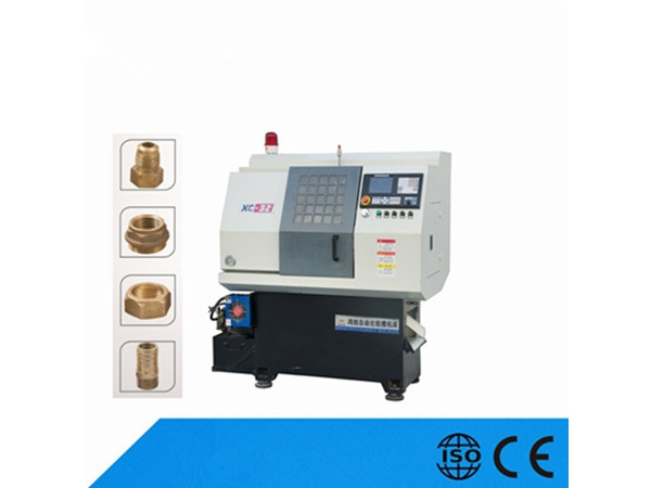 Automatic Brass Punching Slot Milling Machine