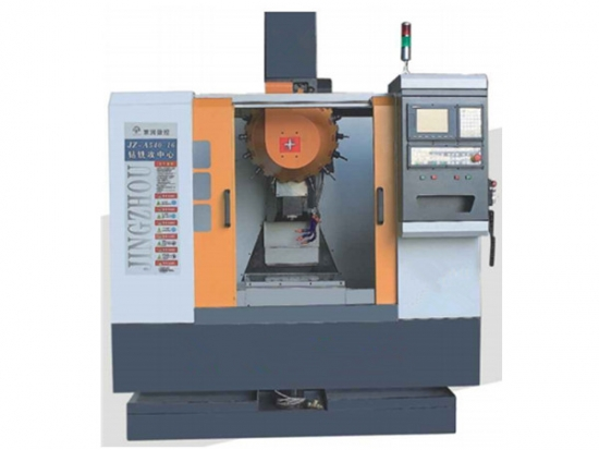 Gas Drilling Tapping Milling Machine supplier
