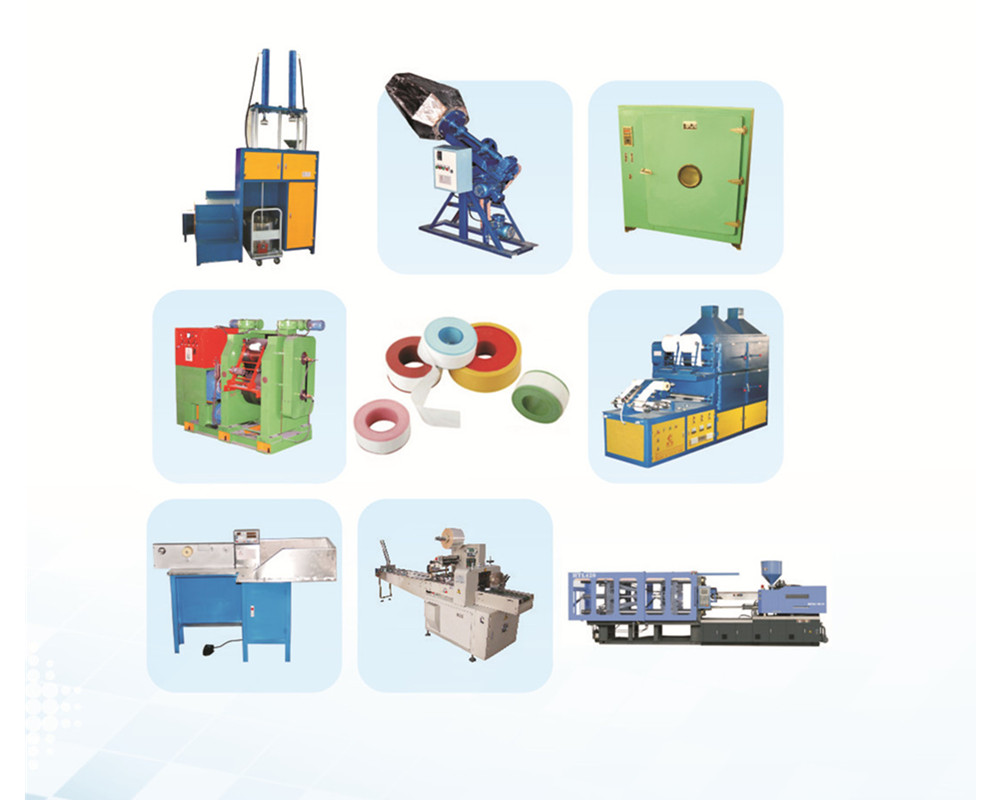 Teflon Tap Machine Production Line