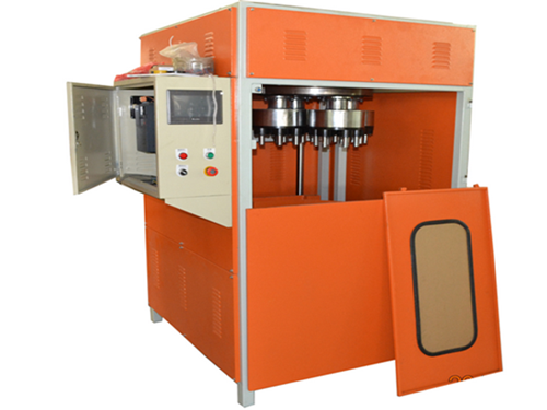 Horizontal drilling, tapping, milling compound machine